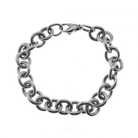Bracciale a catena in argento Tiffany