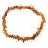 Bracciale elastico in ambra per adulto